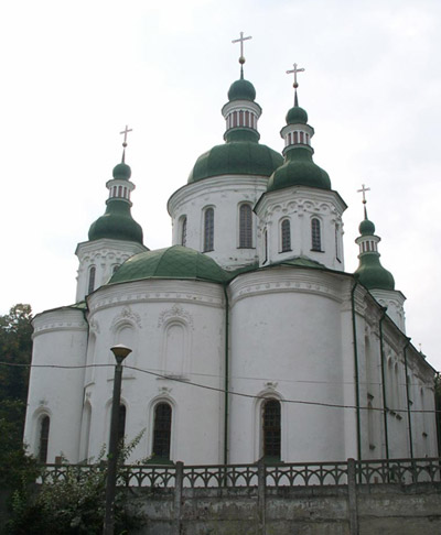 St. Cyril's Church in Kiev