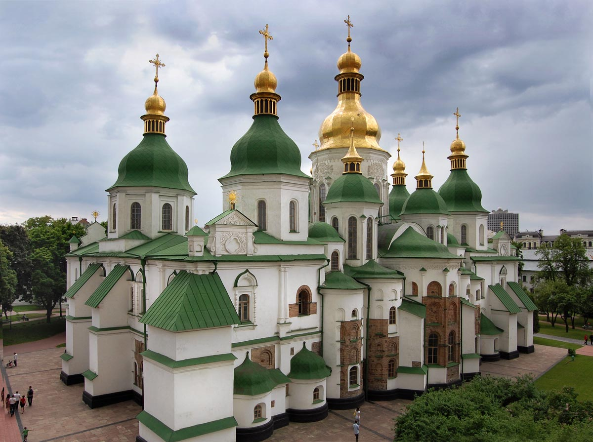 History of St. Sophia Cathedral, description, construction ...