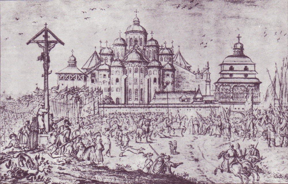 Софіївський собор у києві фото