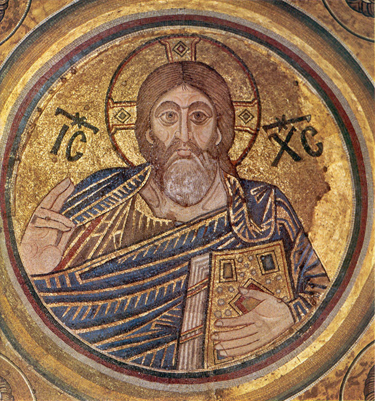 Мозаики и фрески софии киевской доклад 4790
