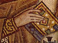 Святитель Василий Великий Софийский Собор Мозаика алтаря