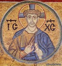 Христос-Иерей Софийский Собор