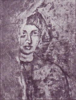 Фреска Портрет семьи Ярослава Мудрого Софийский Собор