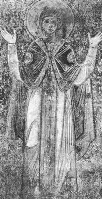 фреска Святая Софийский Собор