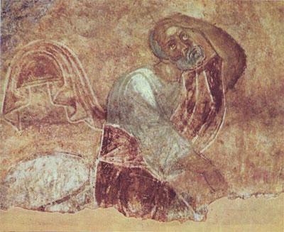 фреска Валаам Софийский Собор
