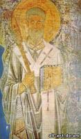 фреска Святой Фока Софийский Собор