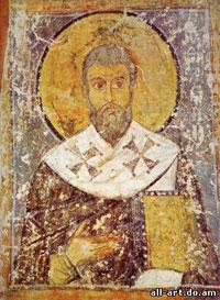 фреска неизвестный Святой Софийский Собор