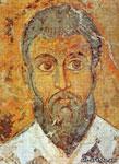 фреска неизвестный Святой Фрагмент Софийский Собор