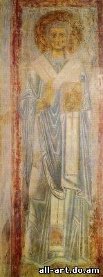 фреска Святой Мелитон Софийский Собор