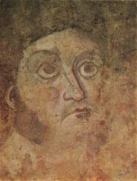 фреска Фрагменты Софийский Собор