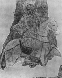 фреска Софийский Фрагменты Собор